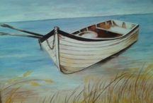 Barca oleo