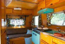 Campers, Trailers, and Van Life