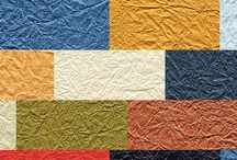 Paper of the Week: Kyoseishi / Kyoseishi (kee oh 'say shi) is a crinkle-texture Japanese paper that has a cloth like drape.