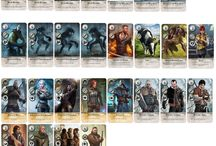 Witcher - G.w.e.n.t. cards