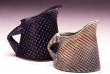 Ceramics: Pitchers