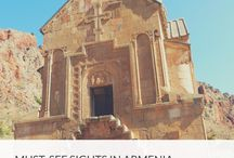Must see sights in Armenia