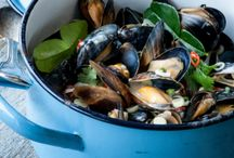 Mussels Dishes / Mussels recipes from some of the world's best chefs and Michelin starred restaurants.