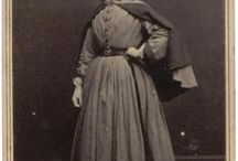 Civil War Women ~ Vivandierre, Spy, Doctor, Nurse! / Women didin't sit home and knit socks and pray for the return of their loved ones!  They worked hard in many areas to support the cause.