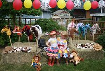 Party -  Cowboy Theme Elijahs 3rd Birthday / by Jolie Strachan