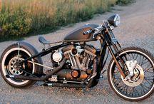Harley Davidson / Chopper et bobber