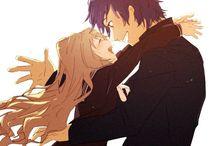 I LOVE TAIGA AND RYUUJI♥