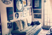 Home / Furnitures and decorations of my room, most of them handmade by myself!