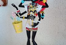 Wydowna Spider / Monster High doll obsession.