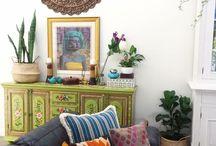 Eclectics interiors