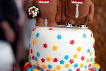 Wedding Cake & Food / by Vanessa D