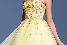 dresses (party/homecoming/prom/ect.) / by Karla Campbell