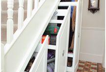 New house / Under stair storage