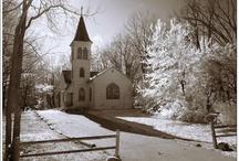 Old Churches / by Diane Bartek