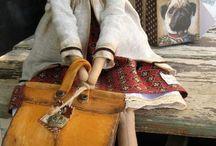 Тильда, Игрушки вязанные на спицах