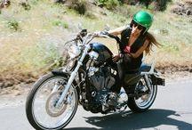 Women who Ride / by Anna Stolarski