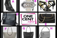 SPICE UP FRIDAY NIGHT! / Super Chic Items Tonight Up For Auction. Special Late Night Auction at 10:30 PM ET - Stay Up To Win Your Choice of Some Amazing Items OneCentChic.com