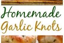 Garlic Knoblauch