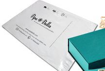 Custom Screen Printed Poly Envelopes & Pouches