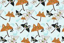 Spoonflower Fabric of the Week