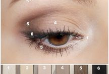 simple everyday makeup for brown eyes