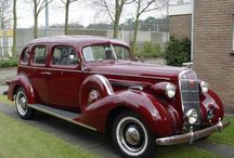 Cars / Little bit of everything: Packards, Mercedes-Benz, Chrysler and more.