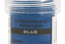 Craft Supplies Embossing Powders / Craft Supplies Embossing Powders : Use with a heat gun to create stunning effects for your craft and card making projects For your handmade crafts. Good quality Good Value.