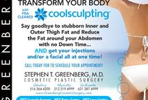Body / Dr. Greenberg offers a full range of cosmetic surgical and non-invasive procedures in a beautifully-appointed environment. Whether your interest is breast augmentation, liposuction, tummy tuck, facelift, injections or lasers, Dr. Greenberg is a perfectionist who strives for beautiful, natural-looking results.