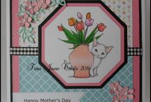 My Cards - Mother's Day