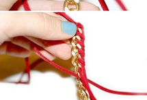 bracelets to do / by Noha Osman