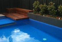 Trees for Pool Areas Landscaping Ideas Blerick Tree Farm / Landscaping ideas for around pools.  Trees available from Blerick Tree Farm www.dialatree,com.au