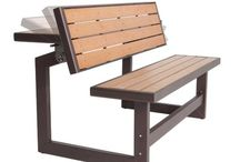 ławy-stoły