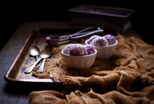 Recipes - Ice Cream and Sorbets / by Ashley Keener