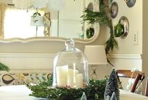 Jennifer Rizzo's 2012 Holiday House walk / Jennifer Rizzo's Holiday housewalk with Christmas decorating ideas / by Jen Rizzo