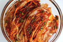 Korean food / Korean traditional food