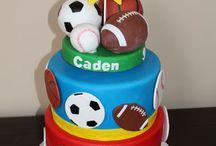 Cakes sport