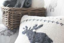 Cuscini maglia