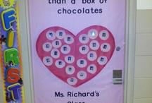 Valentine's Day school