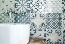 Tiles / Inspiration for the dream home