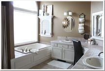 Bathroom ideas / by Kim Schmidt