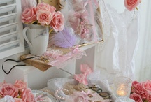 SHABBY CHIC ACCENTS AND IDEAS / Love vintage and shabby ! Objets inanimés avez-vous donc une âme ? Have a look on my blog MY SHABBY FRENCH LIFE / http://myshabbyfrenchlife.blogspot.fr