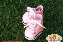 Deportivas Converse para Nancy y mas muñecas