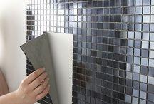 MATERIAUX / Idées de matériaux pour la rénovation.