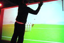 Sport et numérique / Les sciences du numérique sont aussi au service du sport et des sportifs : améliorer les performances, jouer virtuellement à un sport, diffuser les émissions sportives dans les meilleures conditions, indexer automatiquement les résultats des matchs ...