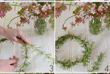 Coroncina / Di fiori