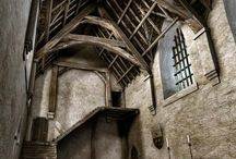 medieval / inspiration for the project