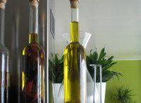 Öl,Essig und Gewürze