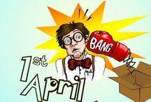 April Fool Ideas and pranks