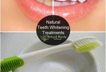 Přirozené bělení zubů