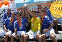 Beach Soccer Press Release Images / by Beach Soccer